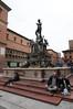 Fountain in Bologna.