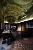 Library at Istituto Ortopedico Rizzoli.