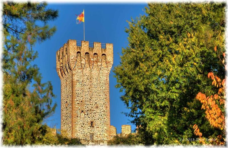Este Castle in Ferrara Italy