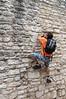 Mathieu scaling Gubbio walls