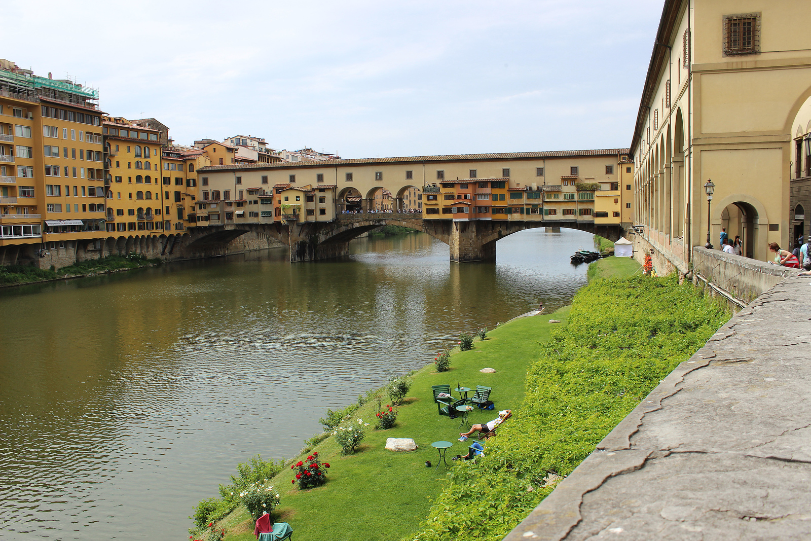 Famous Places to Visit in Italy: Rome and Florence Guide - Ponte Vecchio