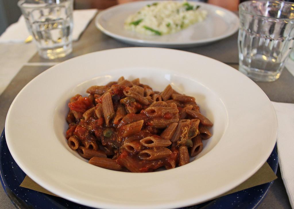 Vegetarian restaurant 5eCinque in Florence - 5 e Cinque