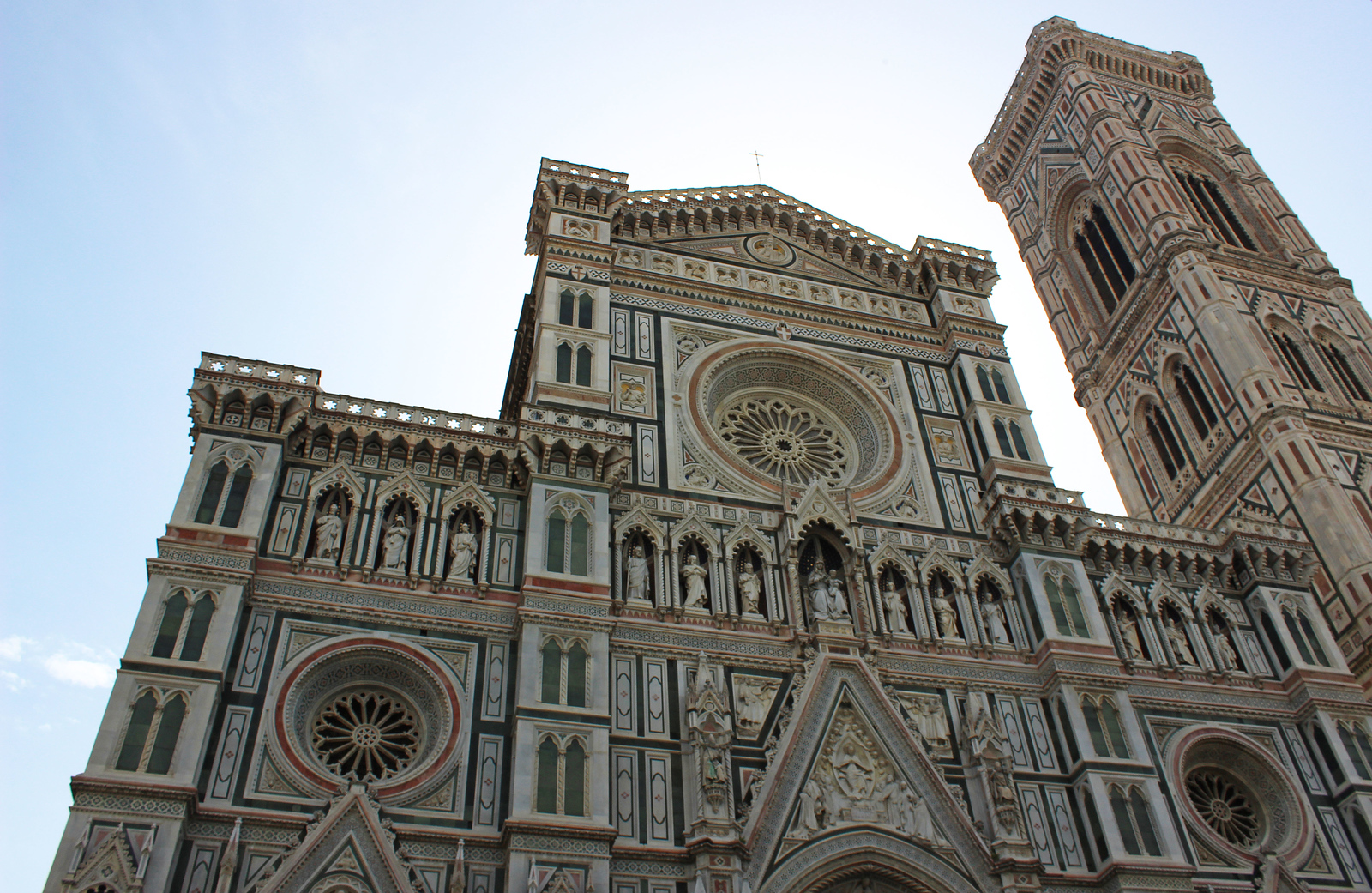 Famous Places to Visit in Italy: Rome and Florence Guide - Duomo