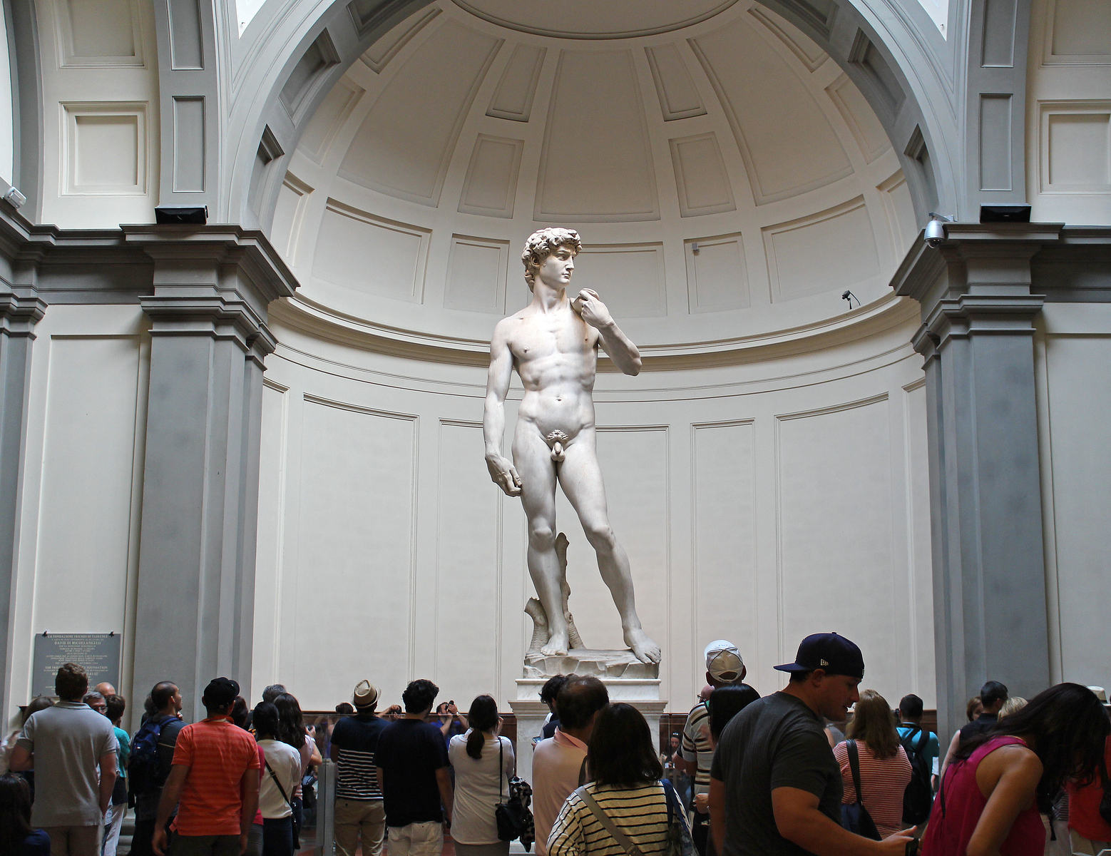 Famous Places to Visit in Italy: Rome and Florence Guide - Statue of David