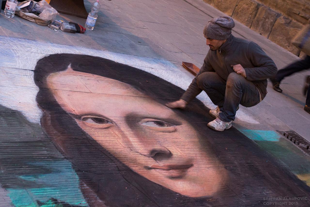 Florence Street Artist