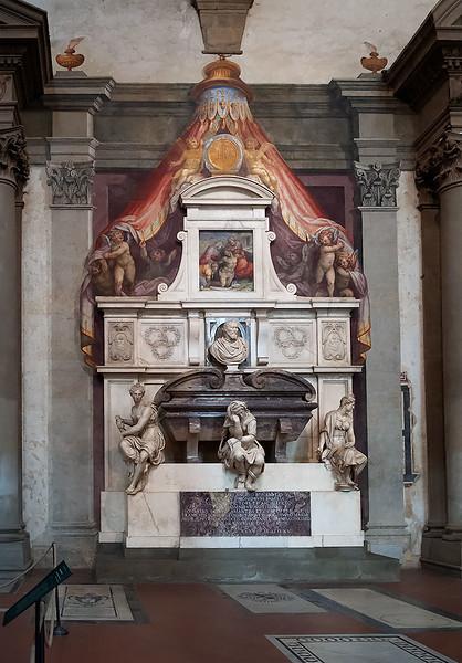 Burial Place of Michelangelo Buonarroti