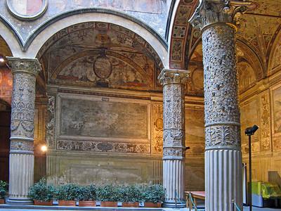 Plazzo Vecchio ground floor
