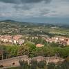 San Gimignano. Modern City