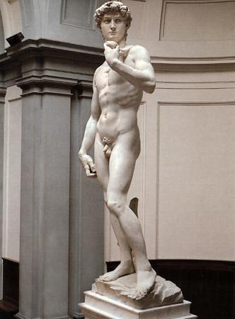 David -Florence, Italy