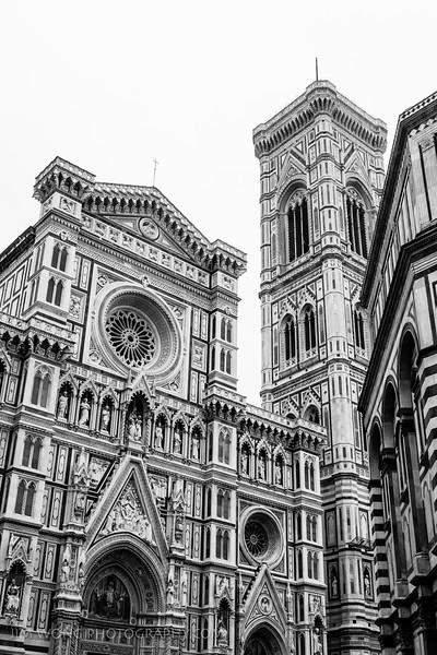 Duomo facade II, Florence