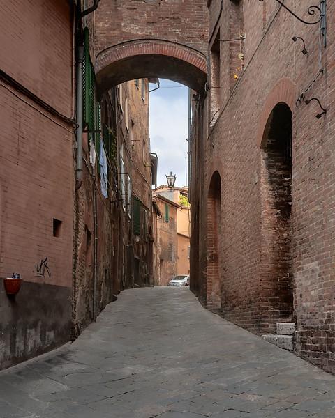 Street of Siena