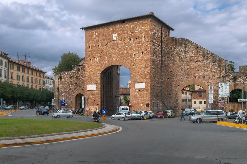 Roman Gates