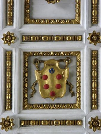 Basillica de San Lorenzo Medici Shield