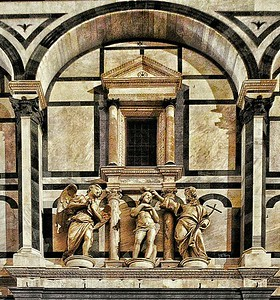 """Baptistery Statues"" - Firenze"
