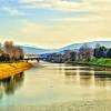 """""""Arno in Winter"""" - Firenze, Italia"""