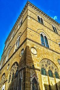 """Geometry at Work"" - Orasanmichele - Firenze"