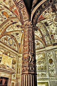 """Handiwork of the Long Departed"" - Palazzo Vecchio - Florence"