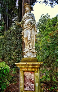 """Tending the Garden"" - Boboli - Firenze"