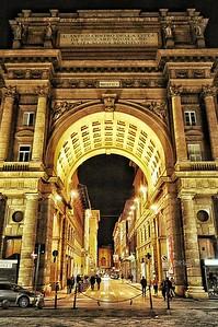 """""""L' Antico Centro Della Citta"""" - Firenze"""