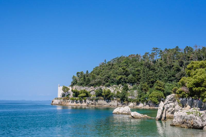 Castle on the Coastline