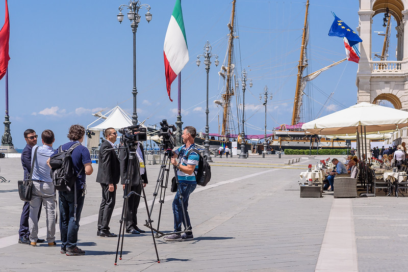 Media on the Square