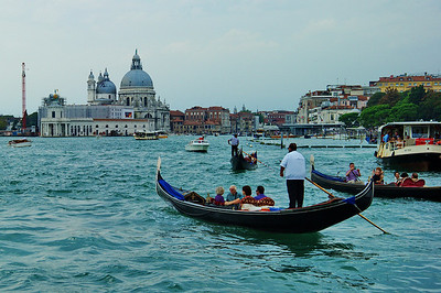 Venice's Grand Canal: A Tour Down the Main Waterway