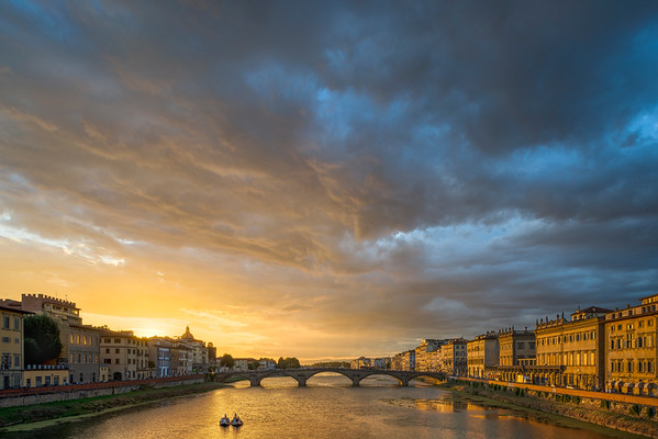 Up On the Arno