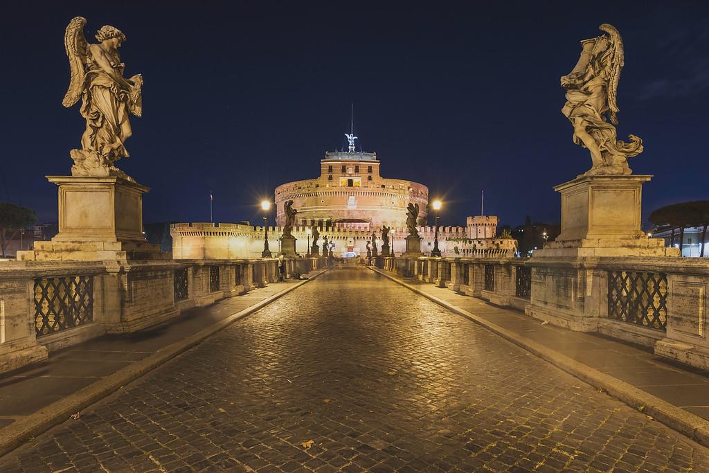 The Bridge of Rome
