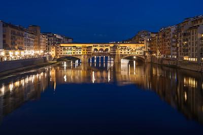 Ponte Vecchio Panoramic