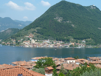 Sulzano on Lake Iseo
