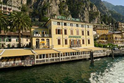 Limone on Lake Garda