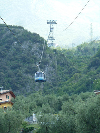 Cable car to Monte Baldo