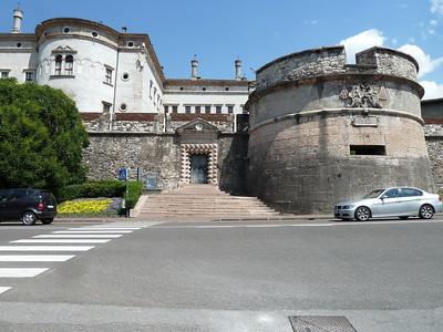 Buonconsiglio Castle in Trento