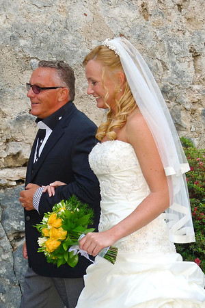 Wedding at the Scaligero Castle in Malcesine