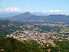 Como from Brunate