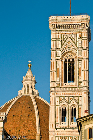 Dome and Campanile of the Duomo
