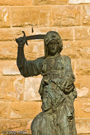 Donatello's Judith and Holofernes