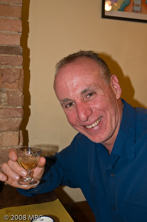 And then....  We have the Grappa!