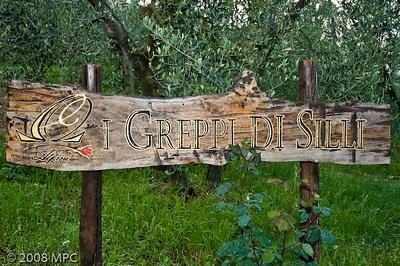 I Greppi di Silli - Agriturismo owned by the Alfani family.