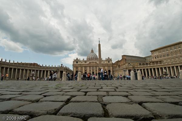 Piazza San Pietro - Vactican City