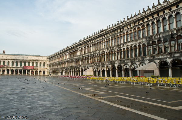 Piazza San Marco and the Museo Correr
