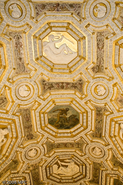 A ceiling in Doge's Palace