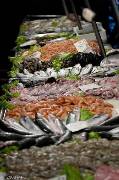 Pescheria at the Realto Market