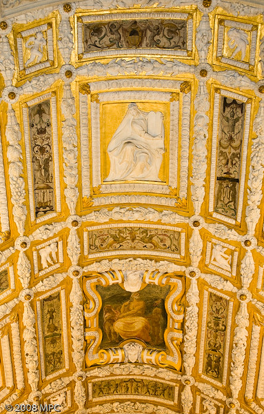 Art work in Doge's Palace