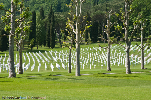 Florence-American Cemetary