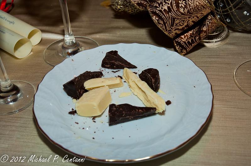 An assortment of Chocolates!