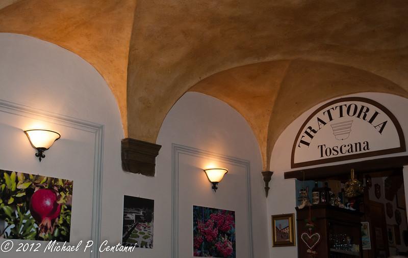Trottoria Toscana in Cortona