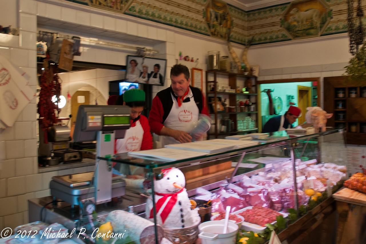 Dario Cecchini @ Antica Macelleria Cecchini