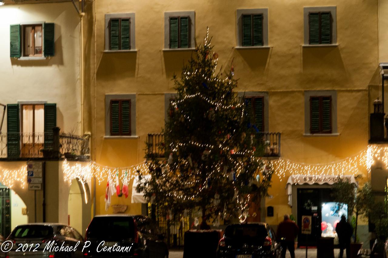 Piazza Matteotti Greve in Chianti