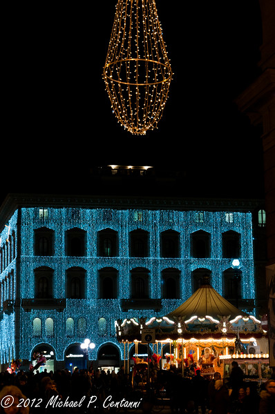 Christmastime in Florence